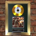 GOLD DISC GEORGE MICHAEL Signed CD Mounted Repro Autograph Print A4 106