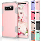 Hybrid Shockproof Protective Rubber Armor Case For Samsung Galaxy S8/ S8+ Note 8