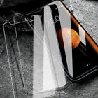2X Genuine NUGLAS Tempered Glass Screen Protector Apple iPhone X 8 7 6s 6 Plus