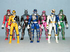 POWER RANGERS SPD FIGURE COLLECTION FULL SET