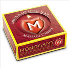 Monogamy Massage Candle + Bonus Sensual Massage Book
