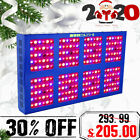 MEIZHI LED Grow Light Full Specturm 300W 450W 600W 900W 1200W Indoor Veg Bloom