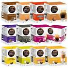 Nescafe Dolce Gusto Coffee pods 34 Different Varieties- Choose quantity