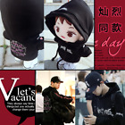 Hand-made Kpop EXO XOXO Park Chanyeol Doll Clothes Cool Magic Hoodie Gift Be