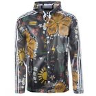 adidas Originals x Pharrell Williams Festival Doodle Artist Rain Jacket RRP £100