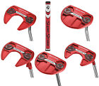 New 2017 Taylormade TP Red Collection Putter - SuperStroke GTR 1.0