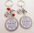 Christmas gift S.K SET Mummy & Daddy of an Angel Angel baby remembrance gift 1