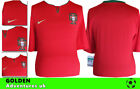 03 / 04 NIKE PORTUGAL HOME SHIRT  SS / = XL SIZE*