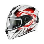 KASK AIROH STORM ANGER RED GLOSS