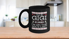 Gigi Nice Lists Christmas Mugs
