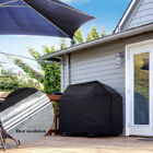 "Heavy Duty 57""67"" 75"" Waterproof BBQ Cover Gas Barbecue Grill Protection Outdoor"