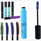 5 Colors Waterproof Eye Lashes Lady Makeup Cosmetic Eyelash Black Brush Mascara