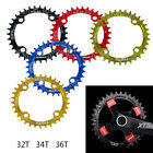 Tooth Narrow Wide Bike MTB Bicycle Cycling Chain Chainring BCD 104mm 32T 34T 36T