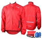 SALE Mens Womens Girls Boys Teens Teenagers Red Blue Cycle Cycling Jacket Gilet