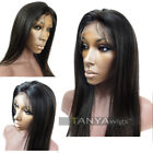 Brazilian Light Yaki Hair Lace Front Wig Natural Baby Hair Wigs For Black Women
