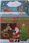 Lincoln Horse Advent Calenders 2 Designs Horse or Father Christmas
