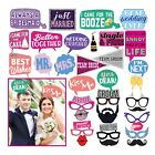Party Photo Props for Christmas, New Year's Eve and Halloween Party or Events