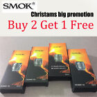 100% Authentic Smok TFV8 BABY Beast V8 Baby-T8 -X4 -Q2 -T6 -M2 5-pk Coils