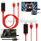 2M 1080P 8 Pin to HDMI TV AV Converter Adapter Cable for iPad iPhone 7 7S 7 Plus