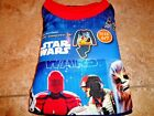 NIP Star Wars Boys Last Jedi PJs Pajamas Elite Executioner M L XL 8 10/12 14/16 $9.99 USD