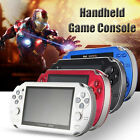 Xmas Portable 8GB 43 PSP 2000Games Handheld Video Game Console MP5 Player Set