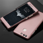 For HUAWEI P8 P9 Lite 2017 P10 Mate 9 Honor 9 Shockproof 360 Degree Case Cover