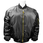HUMVEE Flight Jacket MA1 Water Repellent 100% Polyester Reversible Inner LinerOther Hunting Clothing & Accs - 159036