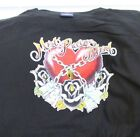 MOST PRECIOUS BLOOD - Nothing In Vain 2-sided T-shirt ~Never Worn~ XL
