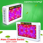 Mars 300W/600W LED Grow Light Panel Full Spectrum Hydroponics Indoor Veg Flower
