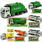 1:32 Alloy Sanitation Simulation Garbage Truck Car Model Xmas Gift For Kids Toy