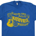 Nashville T Shirt Vintage Country Music Shirt Willie Nelson Hank Williams Jr Tee