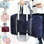 EP_ Foldable Large Duffel Bag Luggage Storage Waterproof Travel Pouch Tote Bag N