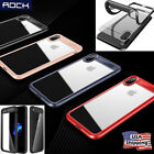 Auto Focus Case For iPhone X/8/7/6S Plus 6 Hybrid Clear Back Shockproof Cover