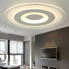 Large Round 15-19 Inch Ceiling Light Mounted Fixture Home Living Room Lighting