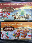 Celestial Seasonings Holiday Tea, Mix Or Match, Any 2 Boxes (40 Bags) Bb 09/2018