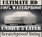 [CCT] 5 Layer Weather/Waterproof Full Car Cover For Cadillac De Ville 1985-1993