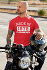 Made in 1970 All Original Parts T Shirt 50th Birthday Gift For Men Idea Party image