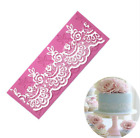 Silicone Cake Decorating Mold Candy Cookies Chocolate Soap Baking DIY Mould Tool