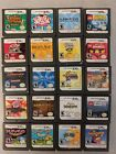 Nintendo Ds Games, Pick Your Title, 67 Used Games