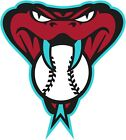 Arizona Diamondbacks MLB Decal Sticker Car Truck Window Bumper Laptop