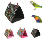 EP_ Plush Hammock Hanging Cave Cage Snug Hut Tent Bed Bird Parrot Conure Toy Exo