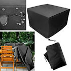 Waterproof Furniture Sofa Chair Table Desk Cover Garden Outdoor Patio Protector