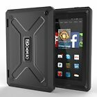 Case For Fire HD 7 2014 Poetic【Revolution】Heavy Duty Protective Hybrid Case