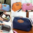 Cute Women's Lady Travel Makeup bag Cosmetic pouch Clutch Handbag CaF8 02