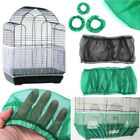Hot Sale 3 Size Seed Catcher Guard Mesh Bird Cage Tidy Cover Skirt Traps Debris