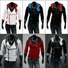 Men's Stylish Creed Hoodie Coat Cosplay For Assassins Jacket Costume Coat Hot