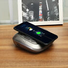 Car Fresh Air Purifier Qi Wireless  Wired Phone Charger Oxygen Ionic Bar PM2.5