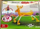318 Child Scooter Cute Deer Ride and Glide Toddler Rotating Baby Walker
