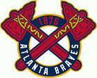 Atlanta Braves MLB Decal Sticker Car Truck Window Bumper Laptop Wall on Ebay