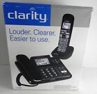 Clarity E713CC Amplified Corded Phone with Cordless Handset